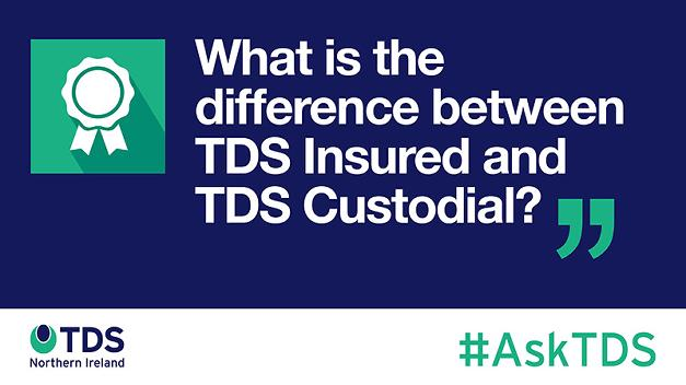 #AskTDS: What is the difference between TDSNI Insured and TDSNI Custodial?