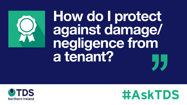 Ask TDS: How do I protect against damage/negligence from a tenant?
