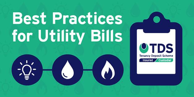 Image saying Landlord Best Practices for Utility Bills