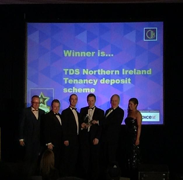 TDS Northern Ireland recognised for their customer service excellence