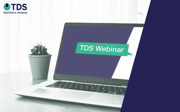 TDS NI Webinar Deposit Protection & Pre-Tenancy Considerations During Covid-19 - Presented by John King