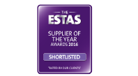 TDS Northern Ireland makes the Shortlist in record year for the ESTAS
