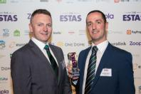 TDS Northern Ireland scoops top gong at the ESTAS 2017