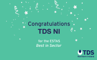 #NewsStory: TDS Northern Ireland wins at the ESTAS for the fifth year running!