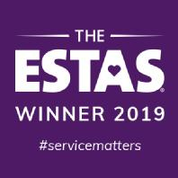 TDS Northern Ireland Wins Supplier Award at the ESTAS!