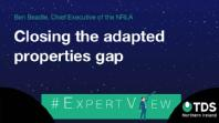 #ExpertView: Closing the adapted properties gap