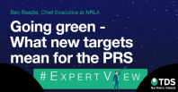 #ExpertView: Going green – What new targets mean for the PRS