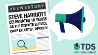 #NewsStory: Steve Harriott Celebrates 10 years as the Dispute Service Chief Executive Officer!