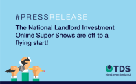 #Press Release: The National Landlord Investment Online Super Shows are off to a flying start!